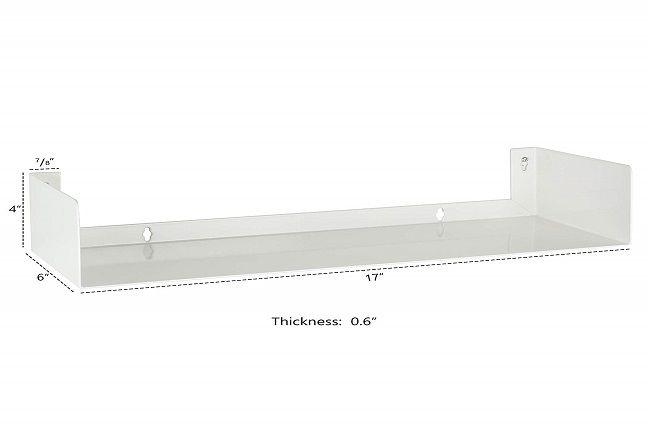 san francisco 8f511 712db 10 Best Wall Mounted Bookshelves Reviews - WM Reviews