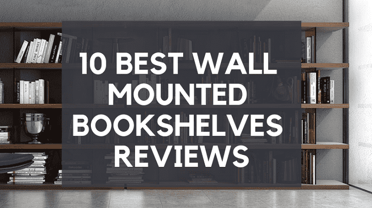 Wall Mounted Bookshelves Reviews