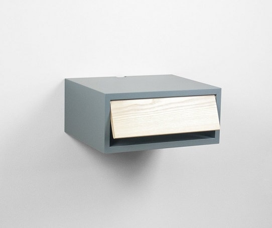 Contemporary Floating Nightstand, Floating Bedside Shelf, Wall Mount Nightstand, Side Table, End Table