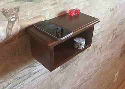 Floating Bedside Table, Mini Night Table