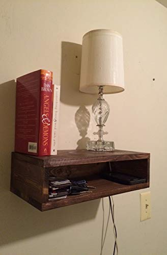 Floating bedside table Barn