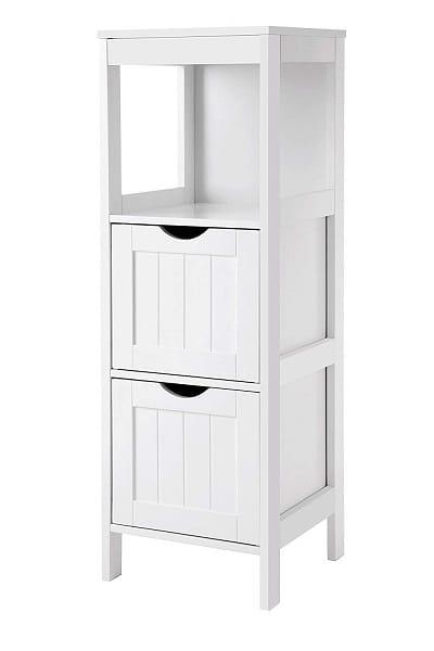 VASAGLE UBBC42WT Floor Cabinet