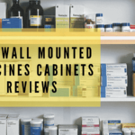 best wall mounted medicine cabinets