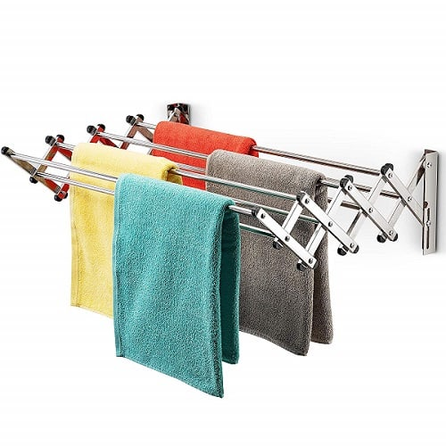 Bartnelli Accordion Drying Rack