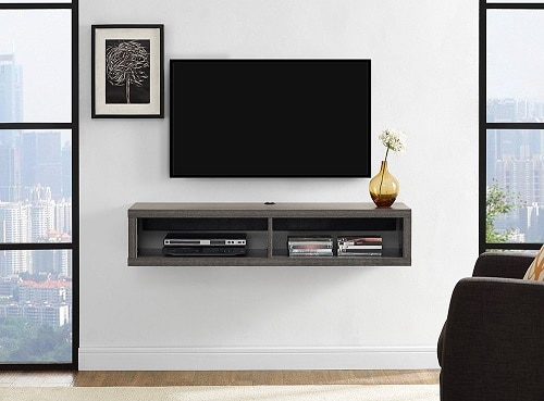 Martin Furniture Floating TV Console