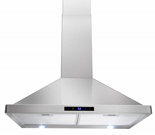 "AKDY 30"" Stainless steel Wall Mount Rangehood"