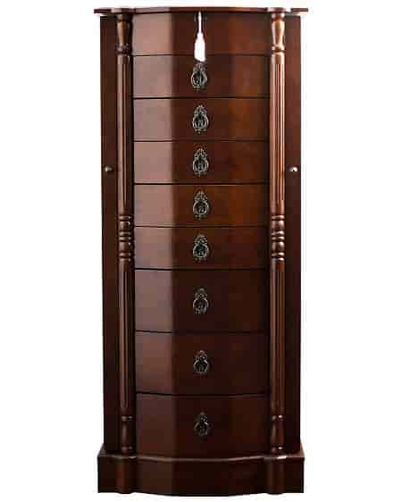 Hives and Honey 1004-382 Robyn Jewelry Armoire