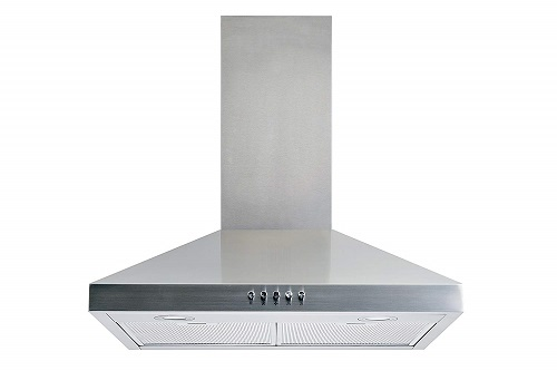 "Winflo New 30"" Convertible Wall Mount Rangehood"