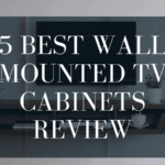 best wall mounted tv cabinet review
