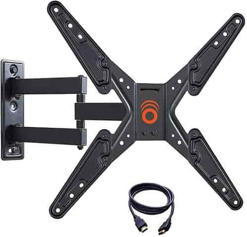 Echogear Full Motion Corner Tv Wall Mount 26-50-inch.