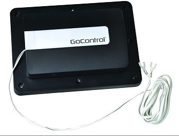 GoControl Z-Wave Wall Mount Garage Door Opener or Controller