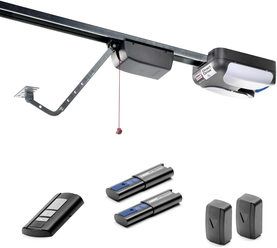 Sommer 1052V000 Wall Mount Garage Door Opener