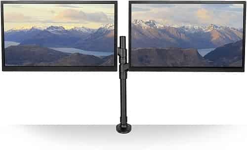 DM2000 Desktop Dual Monitor Wall Mount