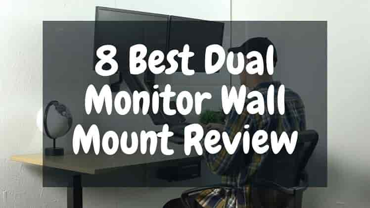 Dual Monitor Wall Mount Review