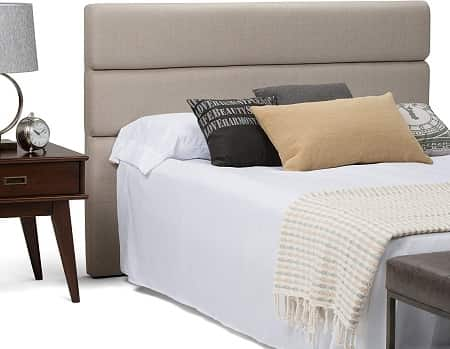 Home Ciara Contemporary Headboard by Simpli