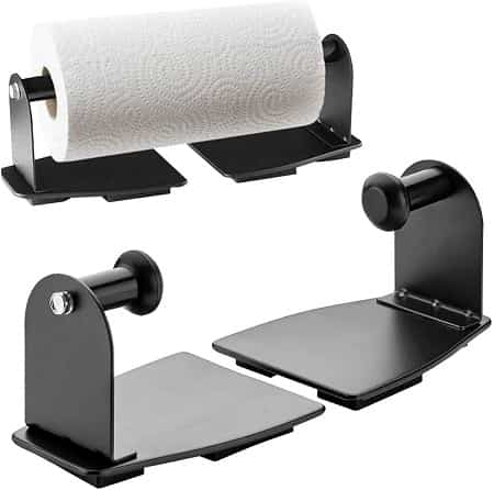Katzco Magnetic Wall Mount Paper Towel Holder